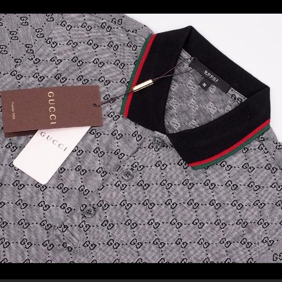 028cae1c9e63 Gucci Shirts   Percent Authentic Polo   Poshmark